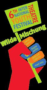 Logo des Jugendtheaterfestivals 2015
