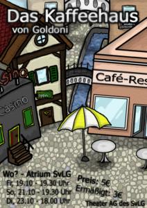 Plakat Kaffeehaus